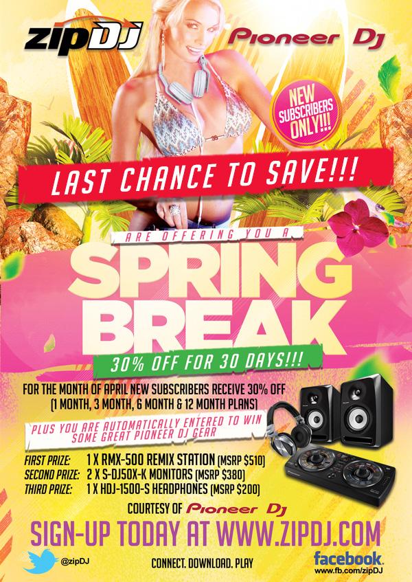 PioneerDJ_Spring_Break_Flyer-lastchance
